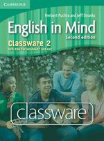 English in Mind Level 2 Classware DVD-ROM by Herbert Puchta