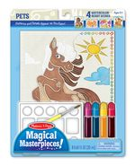 Magical Masterpieces - Pets by Melissa & Doug